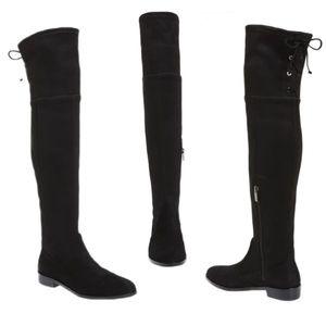 NWOB Vince Camuto Crisintha OTK flat boots